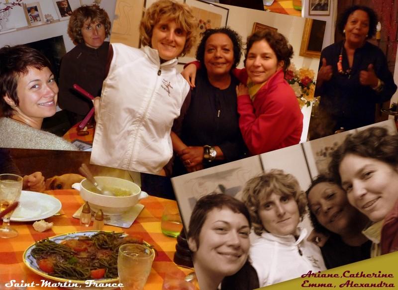 16 sept 2009-saint martin-france-repas emma
