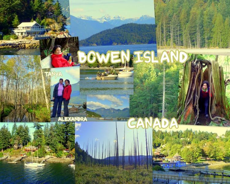2009-10-03_Canada-Vancouver_BowenIsland_Tanya&Alex