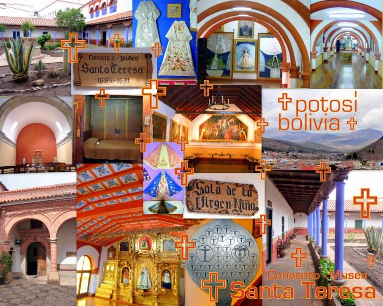 2009-12-31-bolivia-Potosi Convento Santa Teresa